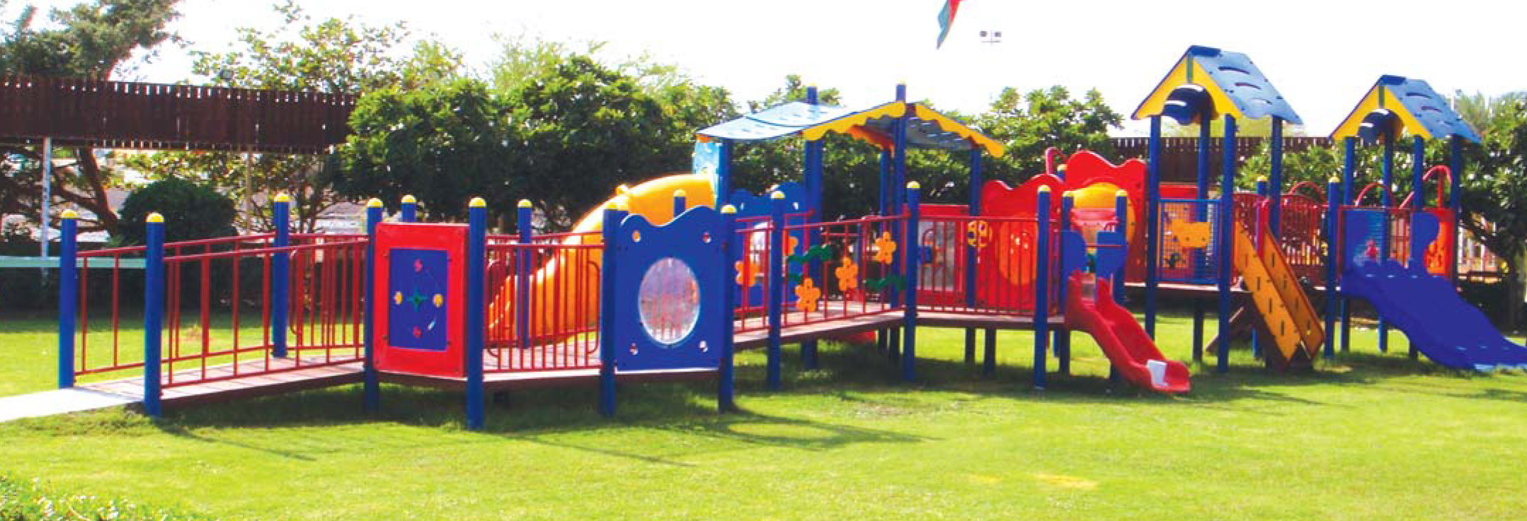 Childres Play Equipment - 1